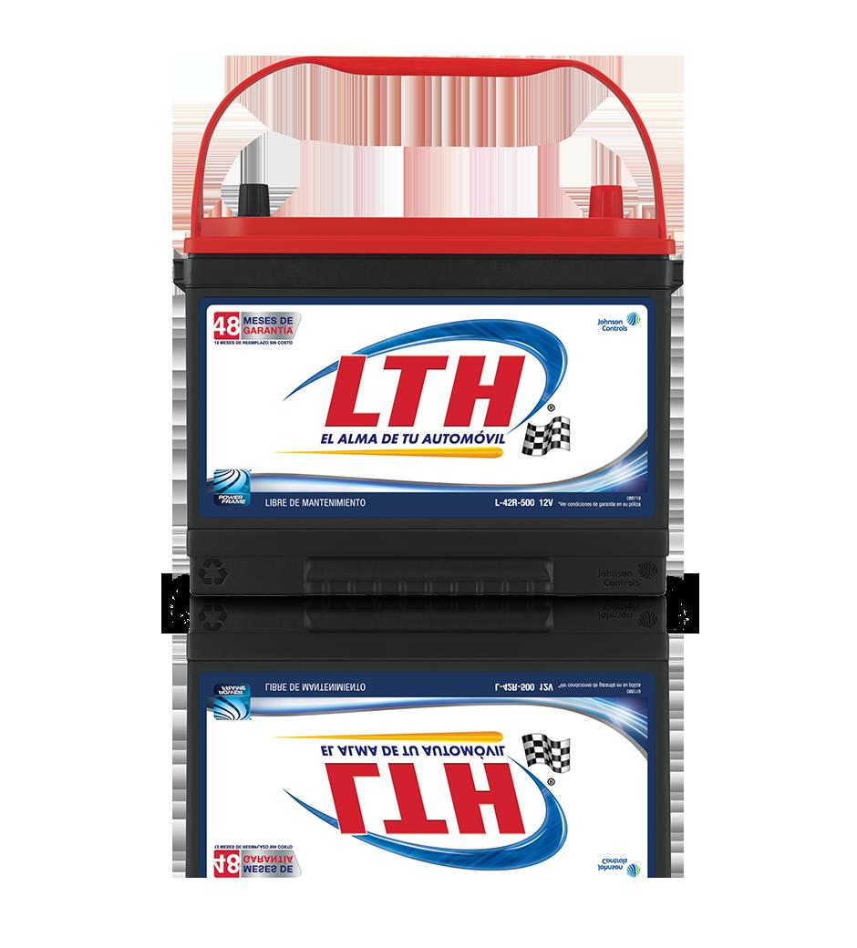 Baterías LTH tecnología patentada PowerFrame Battery que mejora notablemente su desempeño