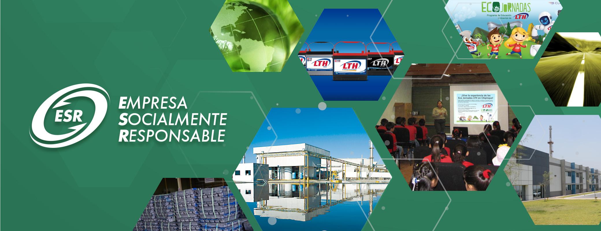Baterías LTH, Certificaciones Distintivo ESR aseguramos los requerimientos de la industria automotriz global